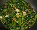 Tumis Kangkung langkah memasak 2 foto