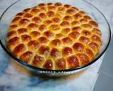 Honeycomb bread / Khaliat Nahal / Roti Sarang Lebah #stepbystep langkah memasak 12 foto