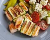 Lachs-Zucchini-Päckchen