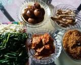 Nasi Urap langkah memasak 3 foto