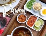 Nasi Rawon langkah memasak 8 foto