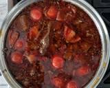 Resep Sup Mie Daging Sapi Cina langkah 8 foto