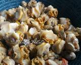 Tips Membersihkan Haliling/Keong Sawah/Tutut langkah memasak 4 foto