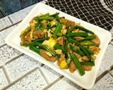 Cah Bunga Bawang bakso sapi langkah memasak 6 foto