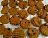 Brown Sugar Chococips Cookies #BuatRamadhanBerkesan langkah memasak 4 foto