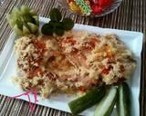 Pecel Pitik/Ayam khas Banyuwangi langkah memasak 3 foto