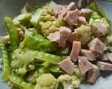 Cah Brokoli Ercis langkah memasak 3 foto