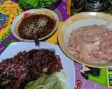 Yakiniku BBQ / grill ala Korea langkah memasak 3 foto