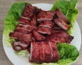 Char Siu (Chinese BBQ Pork) langkah memasak 6 foto
