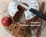 242. Cinnamon Apple Cake langkah memasak 8 foto
