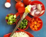 Tawa Pulao (Flavours of rice) recipe step 1 photo