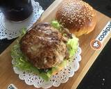 Beef Burger langkah memasak 3 foto