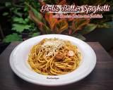 Garlic Butter Spaghetti langkah memasak 8 foto