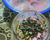 Es buah topping es cream langkah memasak 3 foto