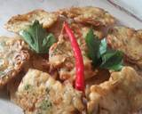 Bakwan BalaBala Kriuk langkah memasak 4 foto