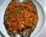 169. Ikan Lebam Masak Saus langkah memasak 7 foto