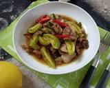 Oseng Mercon Tomat Hijau langkah memasak 4 foto