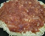 #257. Pizza Mie langkah memasak 4 foto