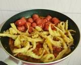 Sosis Jamur Crispy Pedas Manis langkah memasak 4 foto