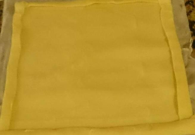 1 Tarta De Hojaldre Con Crema Pastelera Y Piña? (Fácil)