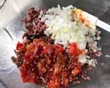 Beef Satay (Sate daging sapi giling/halus) langkah memasak 1 foto