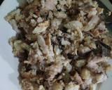 Nasi Bakar Ikan Pari lombok Ijo langkah memasak 2 foto