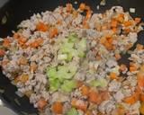 Mabo Tofu langkah memasak 2 foto