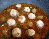 Vegetable (mushrooms) Biryani langkah memasak 6 foto