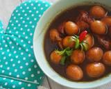 Semur Telur Puyuh #pr_anekasemur langkah memasak 9 foto