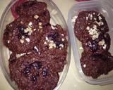 Chewy Flourless Oatmeal Cookies langkah memasak 10 foto