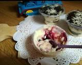Choco Oreo Cheesecake Lumerrr langkah memasak 7 foto