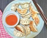 Gyoza Ayam langkah memasak 5 foto