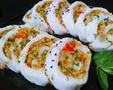 Veg Sushi with leftover rice recipe step 24 photo