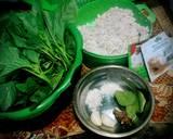 Sayur Bobor Bayam langkah memasak 1 foto