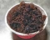 Chocolate Muffin langkah memasak 11 foto
