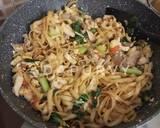 KWETIAU GORENG Baceman Bawang langkah memasak 7 foto