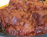 Rendang Daging & Kacang Merah langkah memasak 3 foto