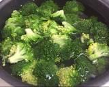 Beef brokoli saus tiram langkah memasak 1 foto