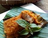 Pepes Ikan Tuna Mangga Muda langkah memasak 5 foto