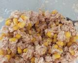 Salmon with Sweetcorn and crackers recipe step 2 photo