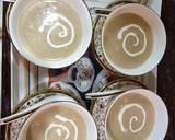 #Cauliflower almonds Soup recipe step 6 photo
