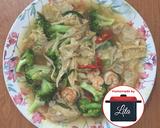 Tumis brokoli udang kembang tahu nikmat mudah#homemadebylita langkah memasak 4 foto