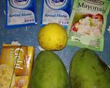 Salad Mangga langkah memasak 1 foto