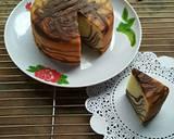 Super Moist Cake Putih Telur (all in one) Low Calorie langkah memasak 5 foto