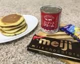Simple Pancake langkah memasak 7 foto