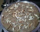 Singhare ka Halwa recipe step 4 photo
