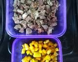 Sambal Goreng Daging Kentang langkah memasak 1 foto
