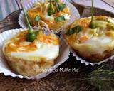 Muffin Mie langkah memasak 9 foto