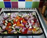 Vickys Balsamic Roasted Vegetables, GF DF EF SF NF recipe step 2 photo