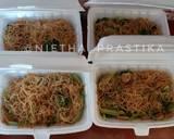 Bihun Goreng Ebi langkah memasak 5 foto